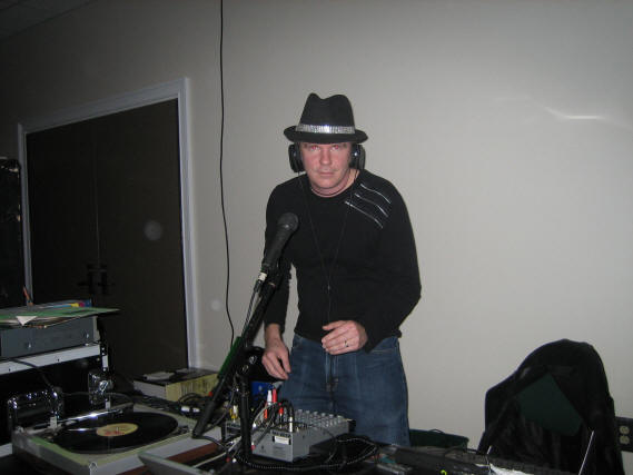 John Kirsch DJ services providing entertainement at 2006 Rock Eagle in GA